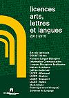 Licences Arts Lettres et Langues